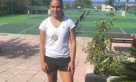 Τένις- ΟΑ Καλαμάτας: 3η θέση στην Πάτρα η Μαριάννα Παπακωνσταντίνου