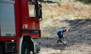 Υπό μερικό έλεγχο η φωτιά στους Γαργαλιάνους-Δεν υπάρχει ενεργό μέτωπο- Κάηκαν 100 στρέμματα