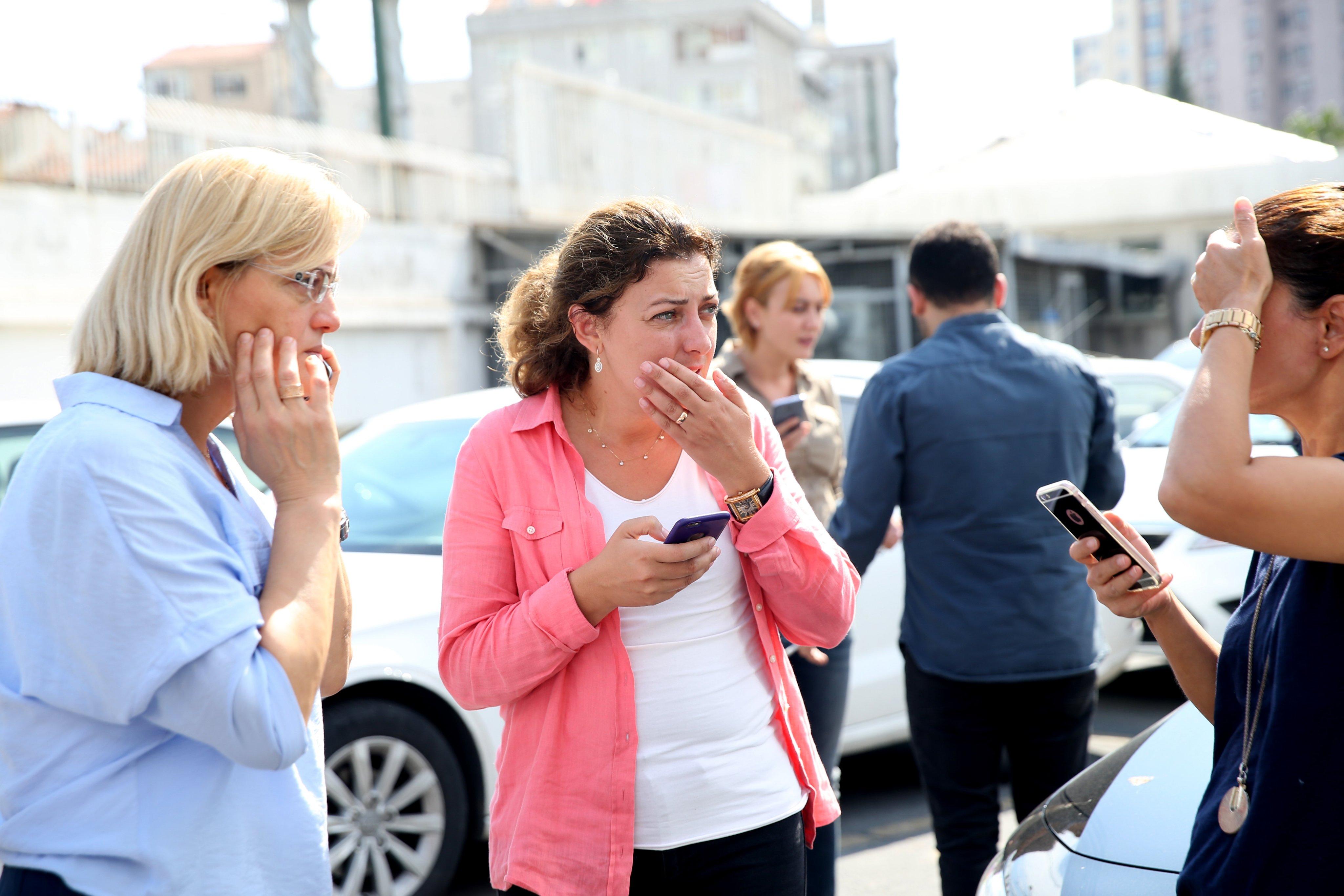 Ισχυρός σεισμός 5,8 Ρίχτερ ταρακούνησε την Κωνσταντινούπολη (βίντεο)