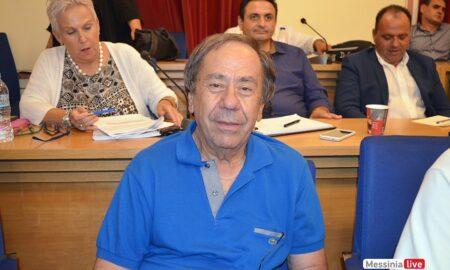 Αθλητικός Οργανισμός Καλαμάτας: Συνεχίζει στην Προεδρία ο Τάκης Βασιλόπουλος