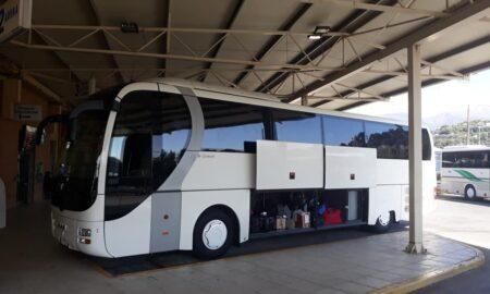 Υπεραστικό ΚΤΕΛ Μεσσηνίας: Τα νέα δρομολόγια Καλαμάτα-Σπάρτη