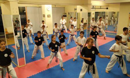 NAVARINO CHALLENGE: Το καράτε για πρώτη φορά στο πρόγραμμα