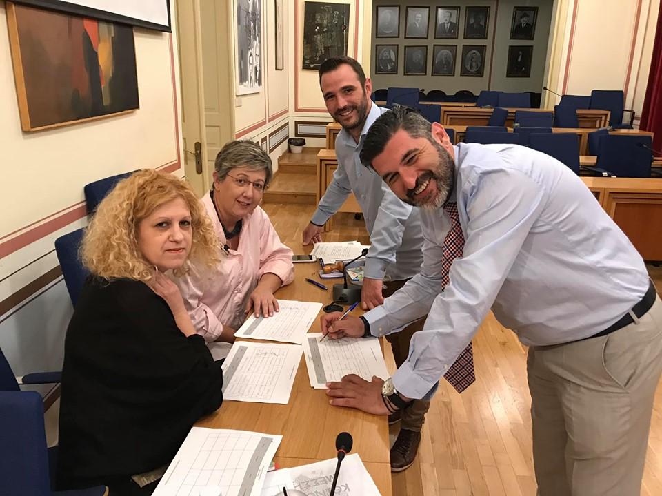 Εξελέγη προσωρινή διοίκηση στην Ένωση Προέδρων Κοινοτήτων νομού Μεσσηνίας