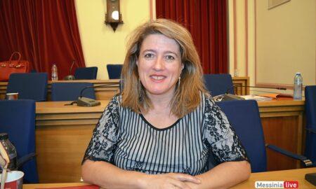 Η Μαρία Μπαρούνη Πρόεδρος της Δημοτικής Φιλαρμονικής