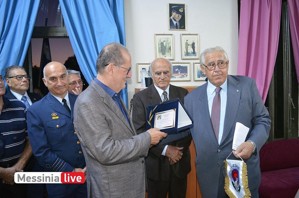 Εγκαινιάστηκαν τα γραφεία του Συνδέσμου Εφέδρων Αξιωματικών στο Πάρκο ΟΣΕ