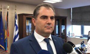 """Bασιλόπουλος: """"Θα φιλοξενήσουμε ξανά μετανάστες, αν βρεθούν στο Μεσσηνιακό κόλπο"""""""
