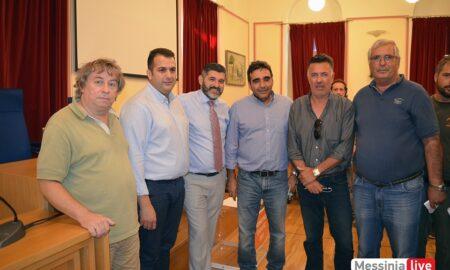 Εξελέγη η προσωρινή διοίκηση της Ένωσης Προέδρων Κοινοτήτων Μεσσηνίας