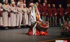 Φεστιβάλ Χορωδιών: Εντυπωσίασε το Gala στο Μέγαρο Χορού