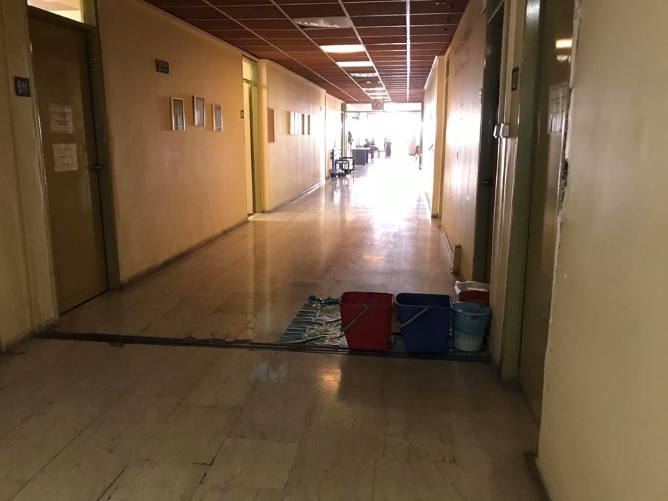 """Αναστασόπουλος για κτήριο Διοικητηρίου: """"Δεν κοσμεί την πόλη-Ενεργοβόρο με παμπάλαιο κλιματισμό-Να απομακρυνθούν τα τμήματα αμιάντου"""""""