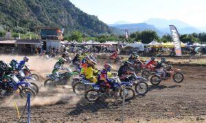 Ο Σπύρης στον 3o αγώνα Πρωταθλήματος Motocross Νοτίου Ελλάδος την Κυριακή στον Πύργο