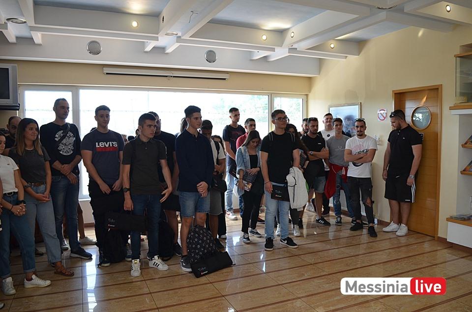 Ι.ΙΕΚ Ορίζων: Με Αγιασμό ξεκίνησε η νέα ακαδημαϊκή χρονιά