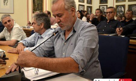 Αντωνόπουλος: Ερωτήσεις για τα υδατορέματα και τη φιλοξενία μεταναστών στην Καλαμάτα