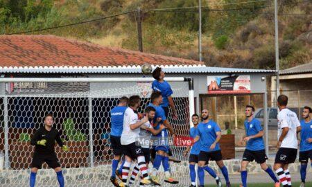 Α' τοπική: Η Μεθώνη 3-1 την Εράνη, έπιασε τον Πάμισο στην κορυφή! (βαθμ.)