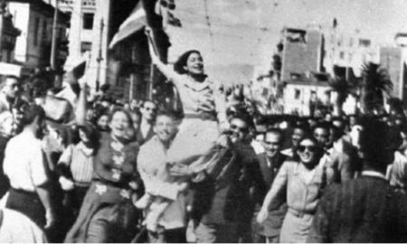 75 χρόνια από την απελευθέρωση της Αθήνας από τα γερμανικά στρατεύματα