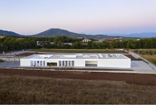 Σε λειτουργία το πρώτο αποτεφρωτήριο στην Ελλάδα-Δείτε τις εγκαταστάσεις