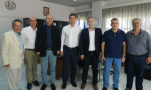 Tακτικές συναντήσεις ανά δίμηνο συμφώνησαν Δήμος Μεσσήνης και Επιμελητήριο Μεσσηνίας