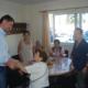 Επίσκεψη Αθανασόπουλου στο ΚΑΠΗ Μεσσήνης