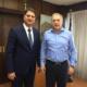 Συνάντηση Αθανασόπουλου με Θεοδωρικάκο στο Υπουργείο-Για ποια έργα ζήτησε χρηματοδότηση ο Δήμαρχος Μεσσήνης