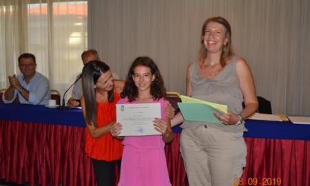 Βραβεία σε Πανελλήνιο Διαγωνισμό Φυσικής για δύο μαθήτριες του 18ου Δημοτικού Καλαμάτας
