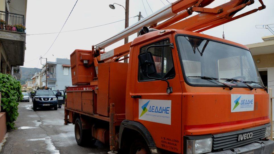 ΔΕΔΔΗΕ: Διακοπή ρεύματος την Τετάρτη σε οδούς της Καλαμάτας και χωριά του Δήμου Πύλου Νέστορος