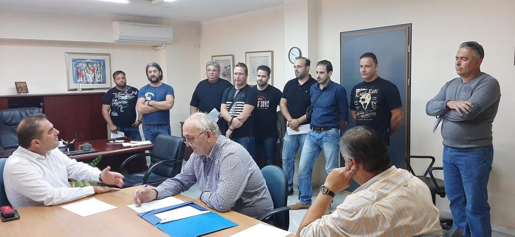 ΔΕΥΑΚ: Ανέλαβαν σήμερα υπηρεσία 9 μόνιμοι υπάλληλοι