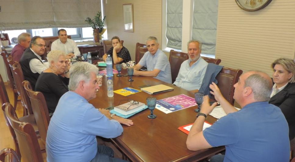 Επίσημη πρώτη για το Διαπαραταξιακό Συμβούλιο Καλαμάτας