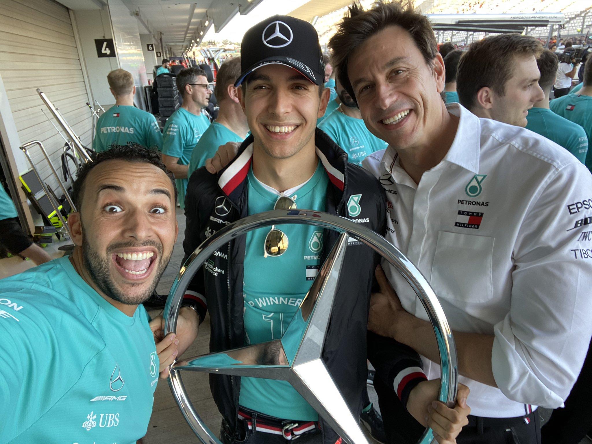 Formula 1: Νικητής στη Σουζούκα ο Μπότας, πρωταθλήτρια η Mercedes!