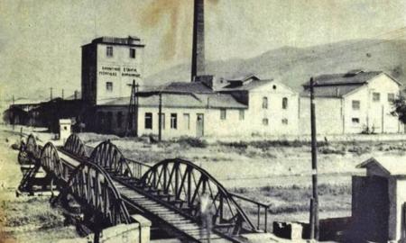Πάμε Βόλτα: Σε σπάραγμα της βιομηχανικής κληρονομιάς της Καλαμάτας-Εργοστάσιο Λιναρδάκη