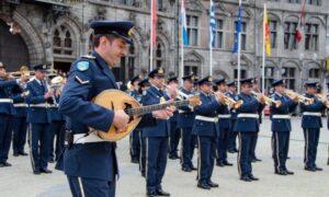 Στην Καλαμάτα η Μπάντα της Πολεμικής Αεροπορίας για το Φεστιβάλ Χορωδιών