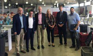 ΣΥΚΙΚΗ: Επίσκεψη και ξενάγηση εκπροσώπων της Γερμανικής πρεσβείας