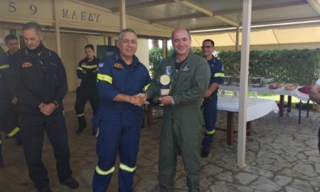 120ΠΕΑ: Αποχωρούν τα πετζετέλ-Ευχαριστίες για τη συνδρομή τους από την Πυροσβεστική Καλαμάτας