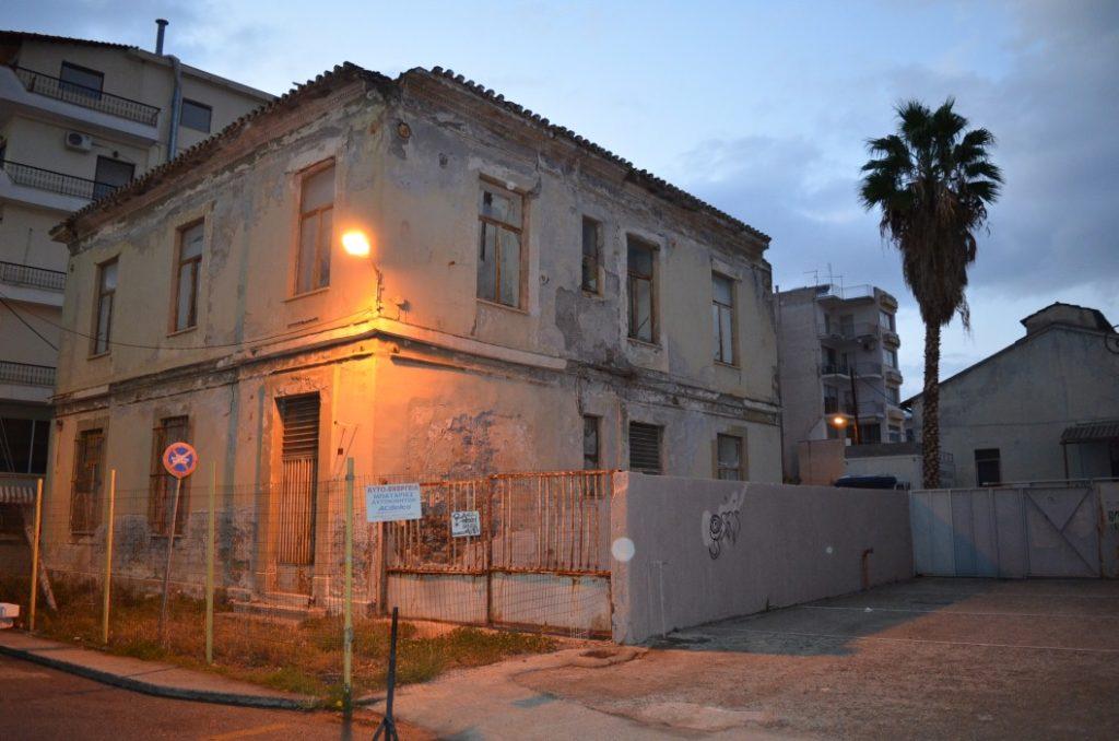 """Αίτηση στο """"ΦιλόΔημος Ι"""" για χρηματοδότηση 831.000 ευρώ για το κτήριο της πρώην Ηλεκτρικής Εταιρείας"""