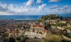 Δήμος Τριφυλίας: Ξεκινούν αύριο οι εργασίες ανάπλασης των κοινόχρηστων χώρων της Άνω Πόλης της Κυπαρισσίας