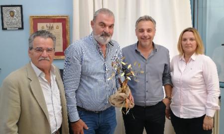 Στην Τριφυλία ανοίγει παράρτημα το Επιμελητήριο-Συνάντηση Ξυγκώρου με Λεβεντάκη