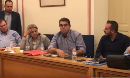 """Μαρινάκης: """"Το μαρς το έδωσε ο Αλέξης Χαρίτσης. Δυστυχώς, οι αντιπολιτεύσεις ταυτίστηκαν με το ΣΥΡΙΖΑ"""""""