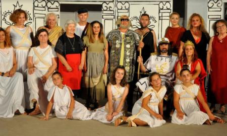 """Θεατρική Ομάδα """"Οδύσσεια"""": Η κωμωδία του Μποστ """"Μήδεια"""" στην Καλαμάτα"""