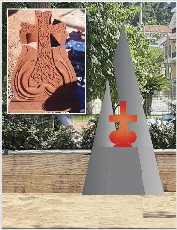 Στις 20 Οκτωβρίου τα αποκαλυπτήρια του Μνημείου των Αρμενίων στην πλατεία Φραγκόλιμνας