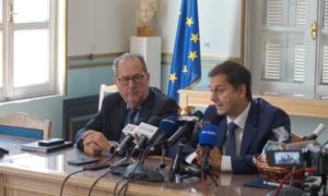 Συνάντηση Νίκα – Θεοχάρη στην Τρίπολη: Συγκροτείται Συμβούλιο Τουριστικής Πολιτικής στην Περιφέρεια
