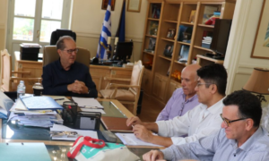 Επαφές με δημάρχους από τη Δευτέρα ξεκινά ο Νίκας για το ΕΣΠΑ της Περιφέρειας