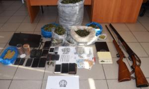 Eξαρθρώθηκε κύκλωμα ναρκωτικών στην Καλαμάτα: 8 συλλήψεις-3 εγκληματικές οργανώσεις