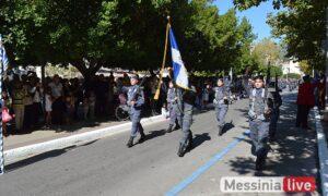 Εντυπωσίασαν Αεροπορία και Στρατός στην παρέλαση της Καλαμάτας