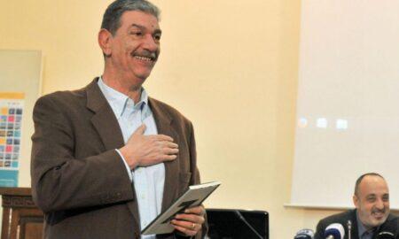 """ΕΚΑΣΚΕΝΟΠ: Με τον """"Νουρέγιεφ"""" Κώστα Πετρόπουλο η συνέντευξη των προπονητών στην Καλαμάτα"""