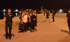 Βασιλόπουλος: Δεν προκύπτει ζήτημα μέχρι στιγμής να έχουμε μετανάστες στην Καλαμάτα