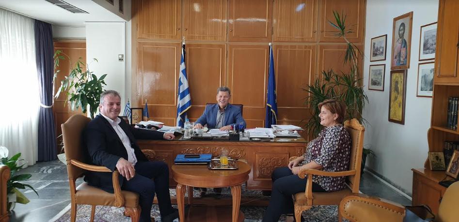 Συνάντηση Αναστασόπουλου με Καρβέλα: Τα θέματα που συζήτησαν