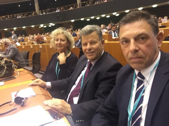 Στις Βρυξέλλες ο Στάθης Αναστασόπουλος για το ΠΕΠ Πελοποννήσου
