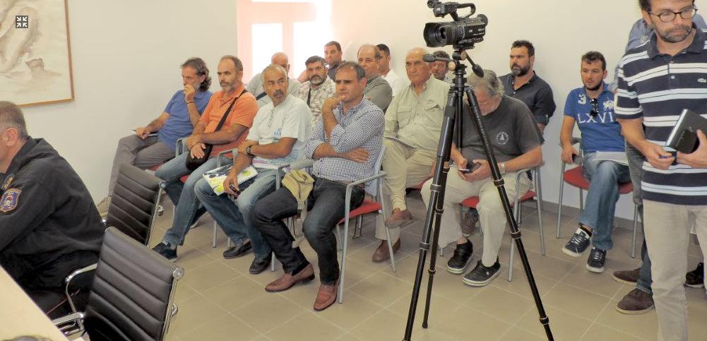 Συνεδρίασε το Συντονιστικό Όργανο Πολιτικής Προστασίας του Δήμου Καλαμάτας
