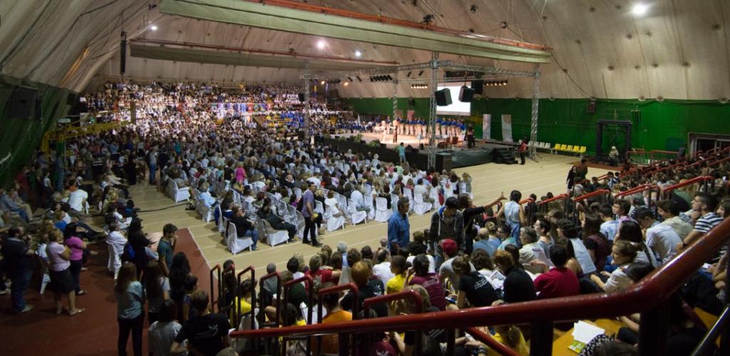 Έναρξη απόψε στην Τέντα του Φεστιβάλ Χορωδιών Καλαμάτας