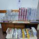 Τoυς έπιασαν με 1.681 πακέτα λαθραία τσιγάρα-2 συλλήψεις από την ΟΠΚΕ Κορινθίας