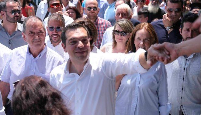 Από Πάτρα και Κρήτη ξεκινά ο Αλέξης Τσίπρας τις περιοδείες για το νέο ΣΥΡΙΖΑ