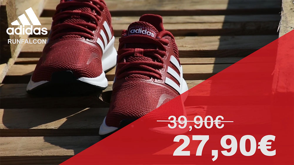 COSMOS Fridays με super τιμή στα Adidas Runfalcon!